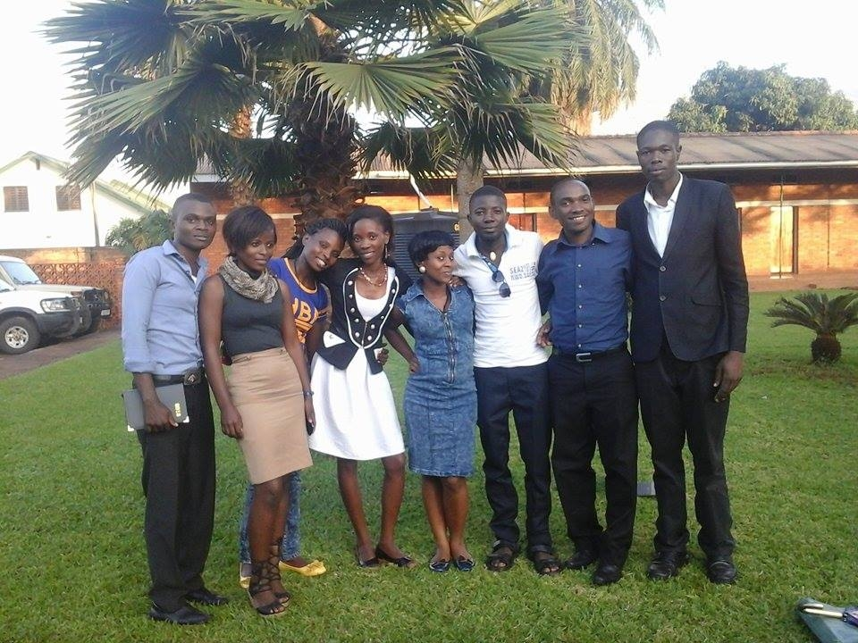 students in kampala